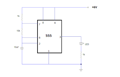simple testing circuit