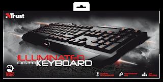 trust tastiera da gioco gxt280