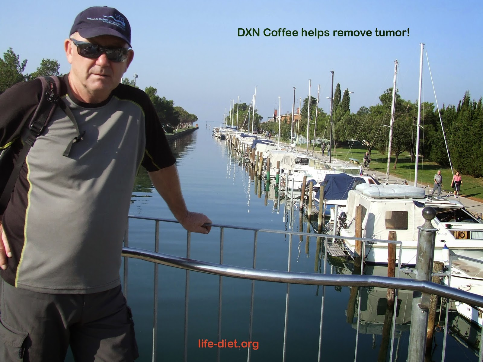 dxn coffee removes tumor