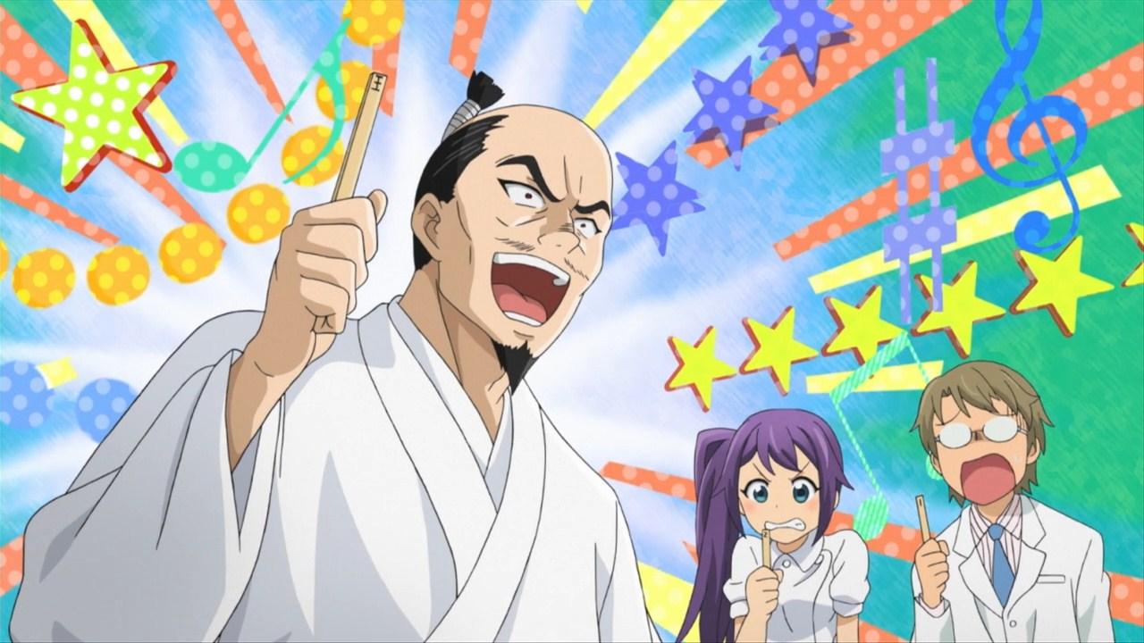 Anime de wakaru shinryounaika episode 14 subtitle indonesia