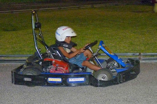 karting Almancil.