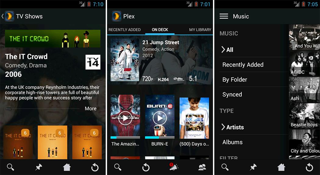 Le Migliori App per Musica e Video del 2015 per Android