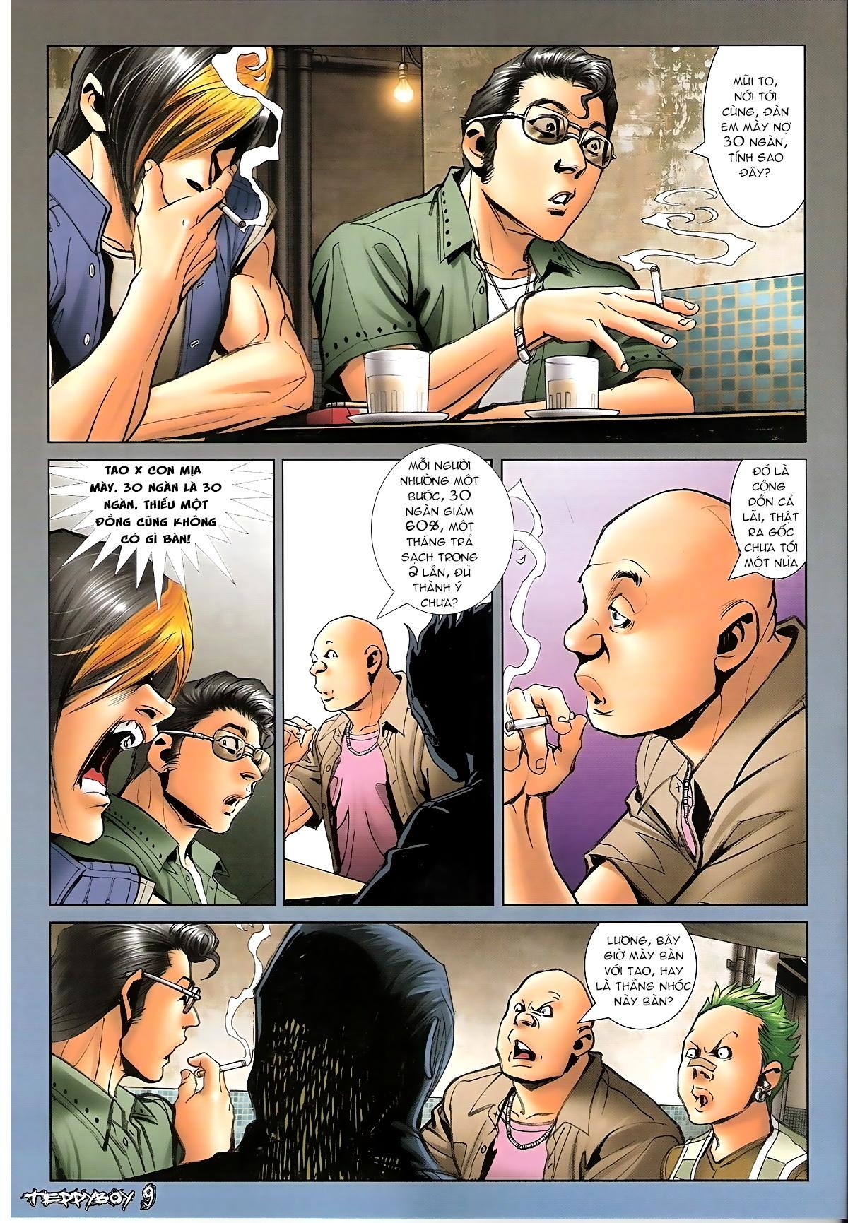 Người Trong Giang Hồ - Chapter 1320: Con trai Y Kiện - Pic 7