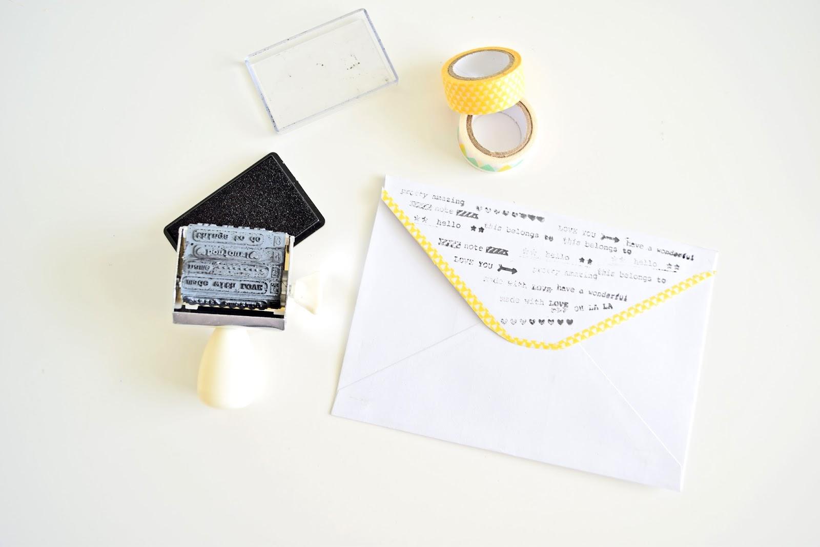 pomysł na kopertę