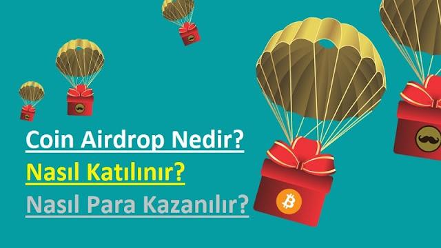 Airdrop türkçe