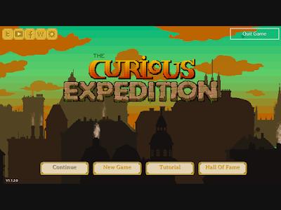 奇妙探險(The Curious Expedition),很酷的模擬探險