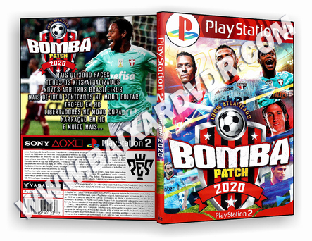 Bomba Patch (2020) PS2