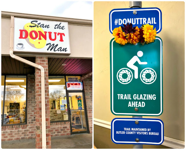 Stan the Donut Man has been serving up fresh donuts to the fine people of West Chester for over 50 years now. Their claim to fame is their Pineapple Fritter. #DonutTrail