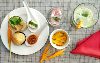 fingerfood hotel puri asri magelang