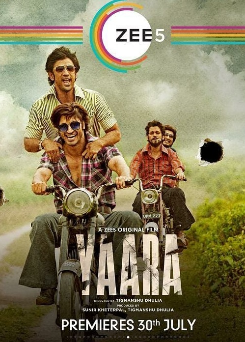 Yaara 2020 Hindi 720p HDRip Full Movie Free Download
