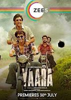 Yaara (2020) Full Movie Hindi 720p HDRip ESubs Download