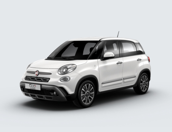fiat 500l cross 2018 couleurs colors. Black Bedroom Furniture Sets. Home Design Ideas