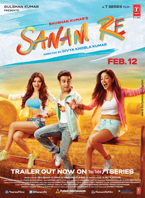 Download Sanam Re (2016) 720p DVDRip Subtitle Indonesia