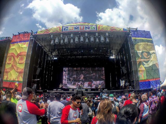 Tecate Comuna, el festival más grande hasta hoy de puebla