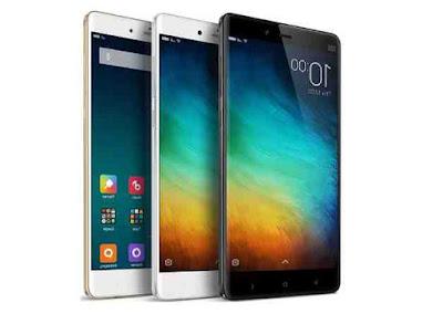 Xiaomi Mi Note Pro Gold