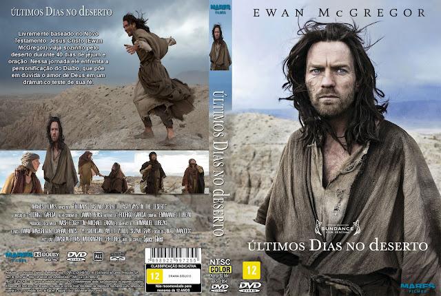 Capa DVD Últimos Dias No Deserto