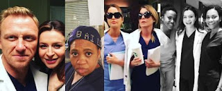 Grey's Anatomy 13 cast