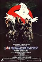 Cartel de la película Cazafantasmas