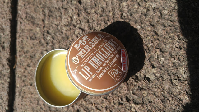 POT O'MIRACLE LIP BALM