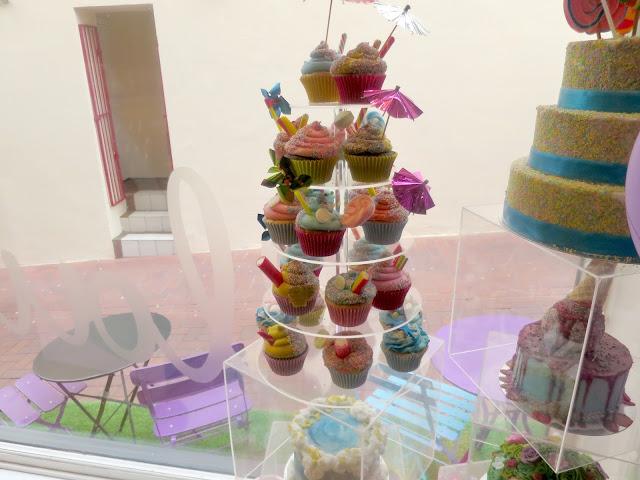 Cloud 9 cupcakes