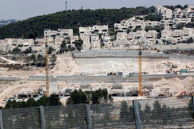 Israel Berencana Bangun 14.000 Unit Bangunan di Yerusalem