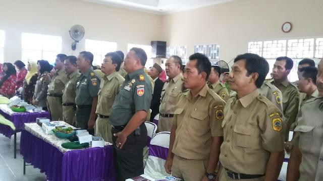 Kecamatan Wedarijaksa Punya Camat Baru