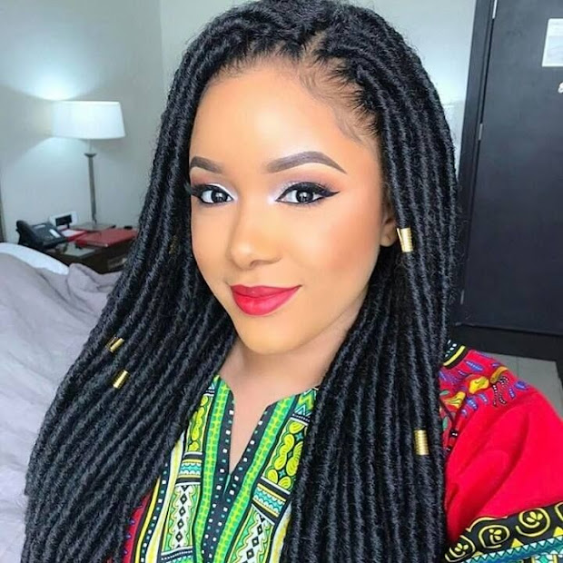 faux locs braids ideas fashenista