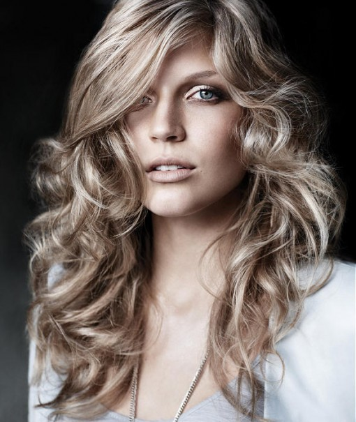 4 Perm Bridal Hairstyles That You Can Try Right Too: Long Curly Hairstyles # 4