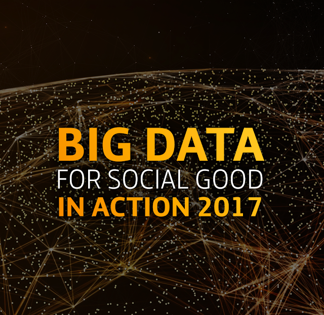 Big Data for Social Good in Action Event: New Speakers Added