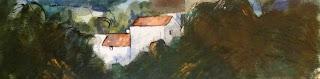 Painting of Arryo Hondo casares