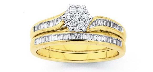 cincin emas lagi tren