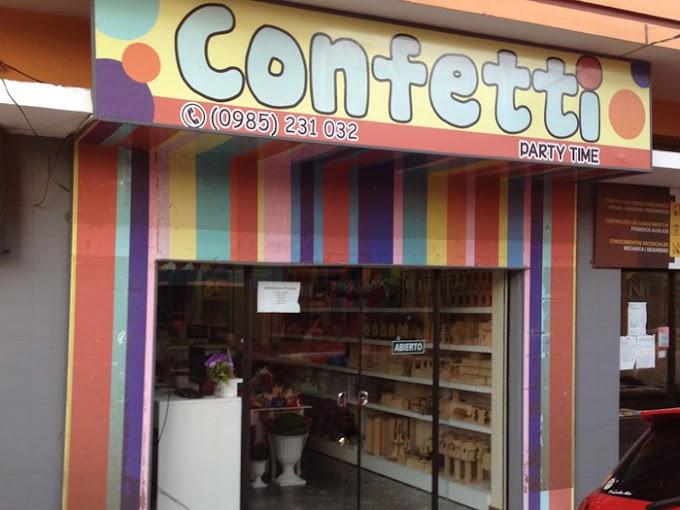 Cotillon Confetti