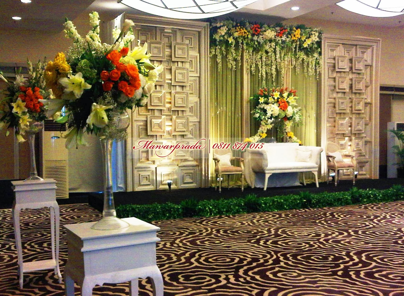 Inspirasi Dekorasi Pernikahan  Album Wedding