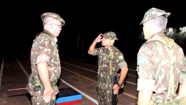 Tenente Coronel Marcelo Bastos assume Comando do 6º BIS