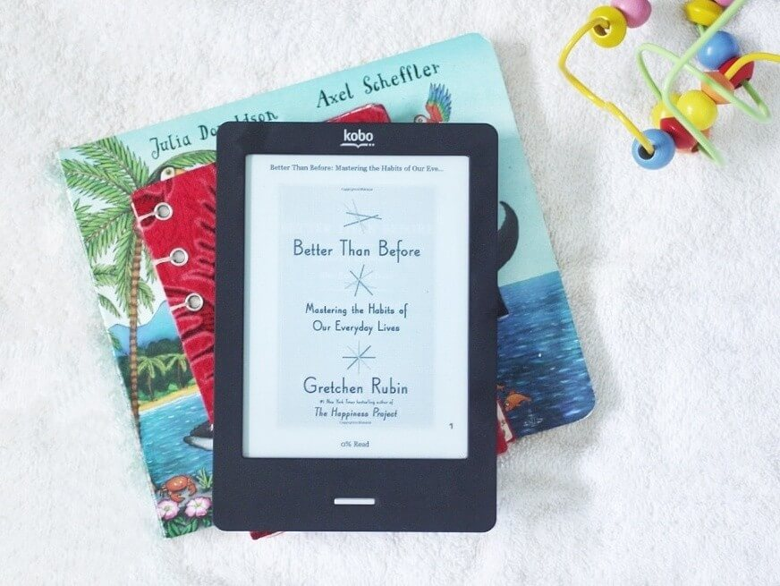 Review Gretchen Rubin Better Than Before Bahasa Indonesia