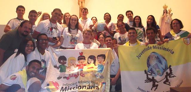 Assessores da IAM e da JM participam de Encontro de Aprofundamento em Vitória (ES)