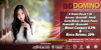 Promo Bonus Judi Poker Online BDdomino.info