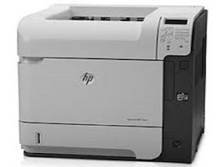 Picture HP LaserJet Enterprise 600 Printer Driver Download