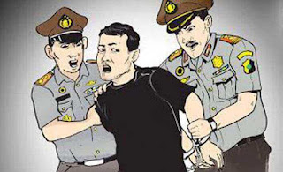 PM Najib Razak - Suspek ditahan akibat gambar memalukan