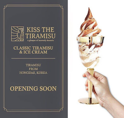 Kiss The Tiramisu Malaysia Free Ice Cream Giveaway