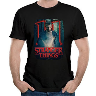 Stranger Things, Eleven, T Shirt, Clothing, Gifts, Merchandise, Stephen King Store