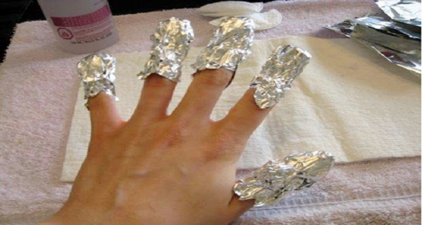 Wrap Your Feet In Aluminum Foil For An Hour An You'll Be Stunned With The Results!