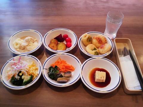 健康サラダバーランチ¥647-1 ステーキガスト一宮尾西店13回目