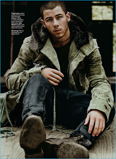 Nick Jonas talks dressing for confidence with InStyle magazine. Details at JasonSantoro.com