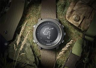 Wow!! Inilah 5 Koleksi Jam Militer, Berburu dan Memancing Terbaik suunto