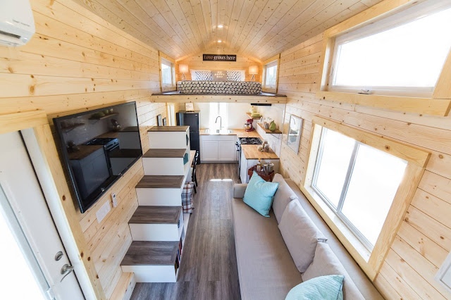 Mansion Elite - Uncharted Tiny Homes