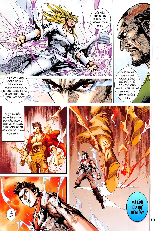 Đông Phương Chân Long chap 65 - Trang 19