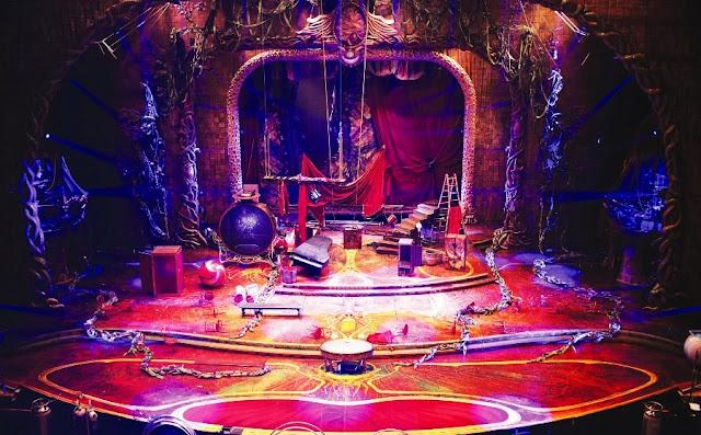 Show Zarkana em Las Vegas do Cirque Du Soleil