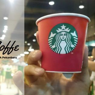 Hore,Starbucks Coffe hadir di Pekanbaru