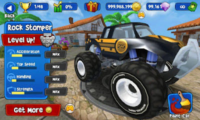 Beach Buggy Racing 2 MOD APK+DATA